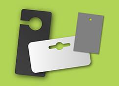 Cartellini identificativi prodotti